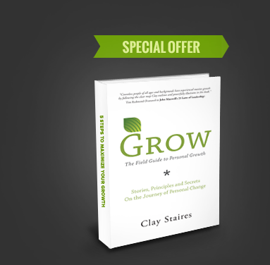 Special Offer: Grow by Clay Staires